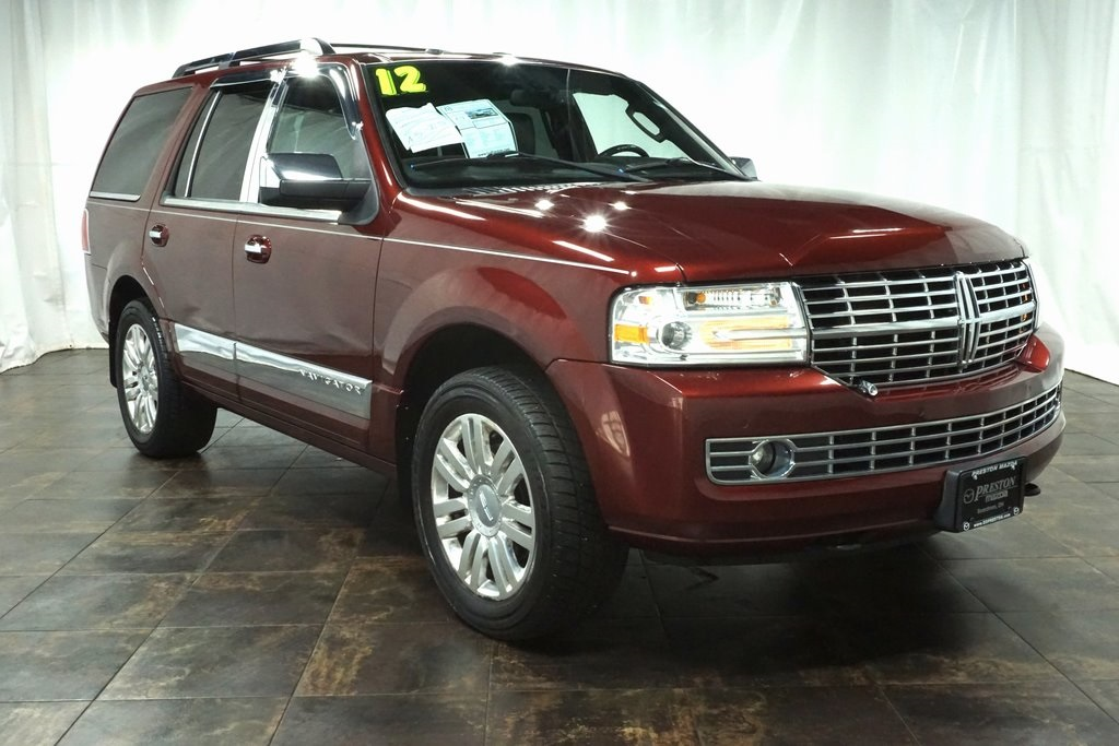 Pre-Owned 2012 Lincoln Navigator Base