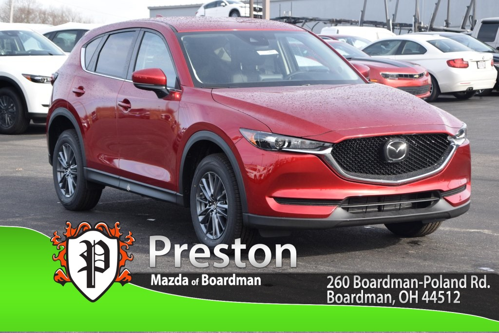 New 2019 Mazda Cx 5 Touring 4d Sport Utility In Boardman M191407