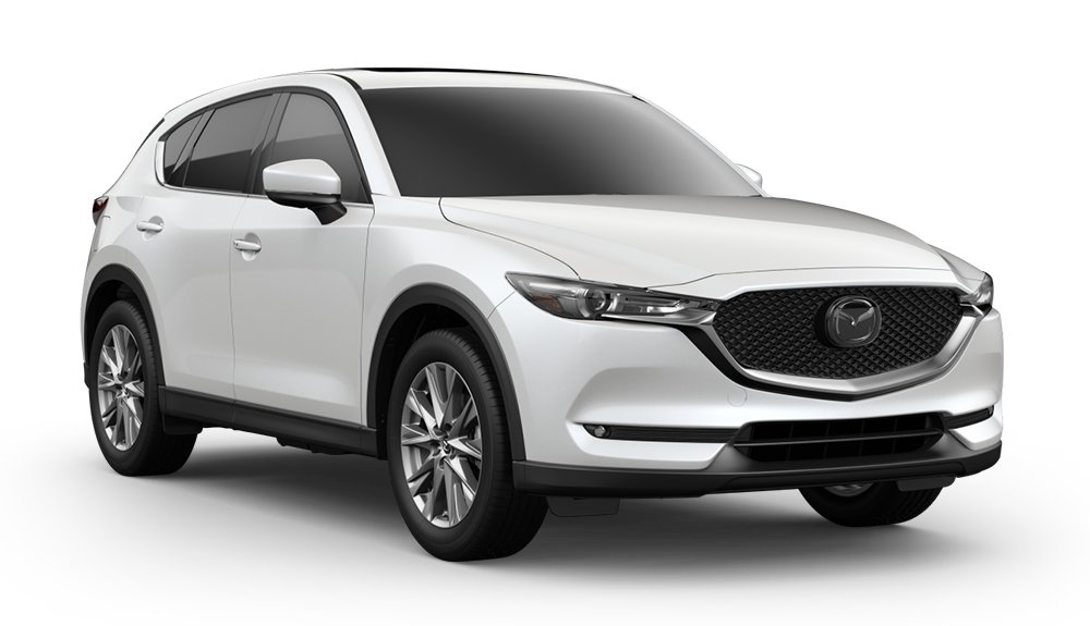 New 2019 Mazda Cx 5 Grand Touring Reserve 4d Sport Utility In
