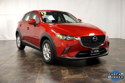 Certified Pre-Owned 2017 Mazda CX-3 Sport
