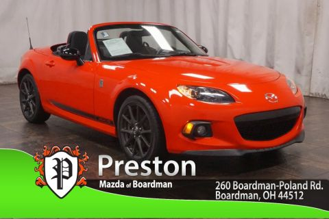 Certified Pre-Owned 2015 Mazda Miata Club